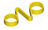 Индикатор колесных гаек с удерживающими пружинами  66023-71
